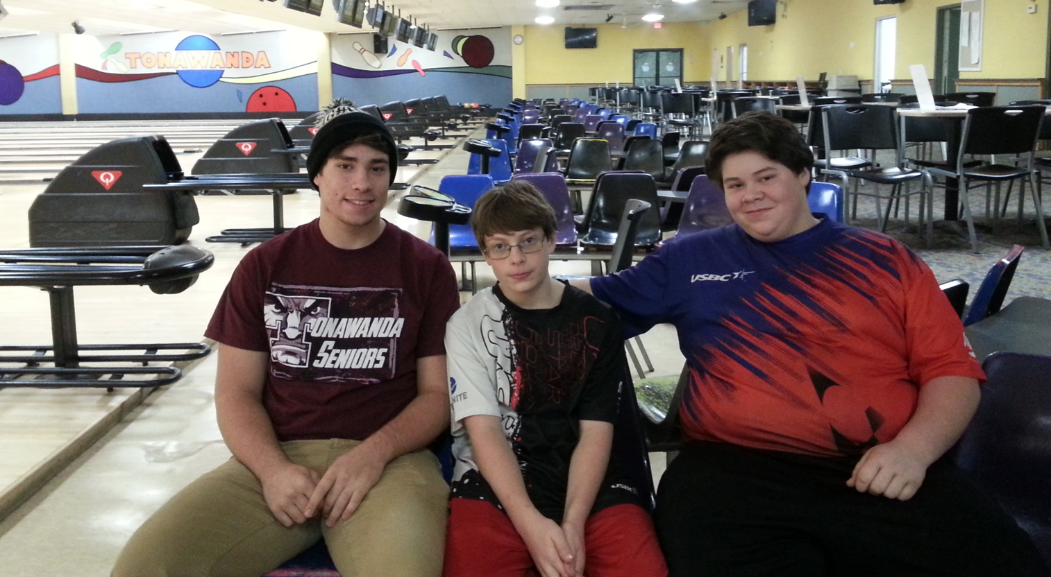 Bowling Is A Family Affair For Simonds Brothers