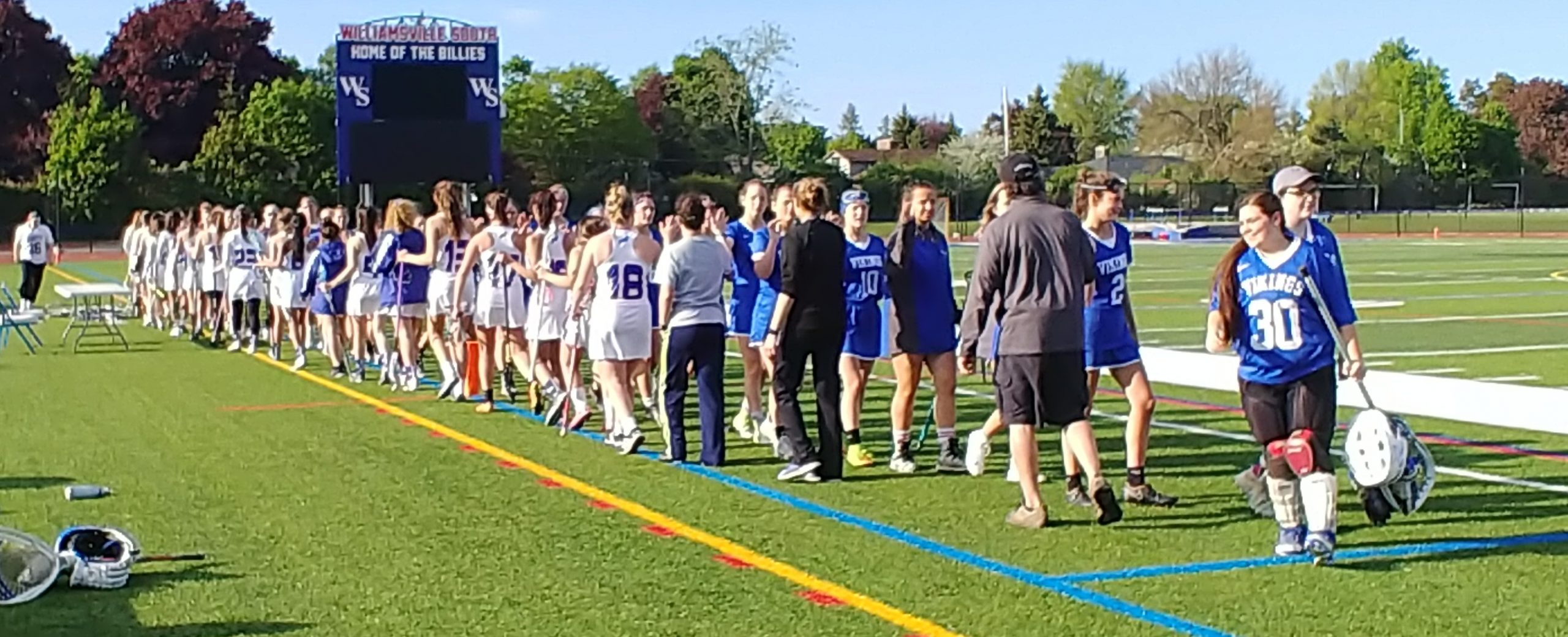 Lady Billies Lacrosse Moves On to Class C Semi-Finals
