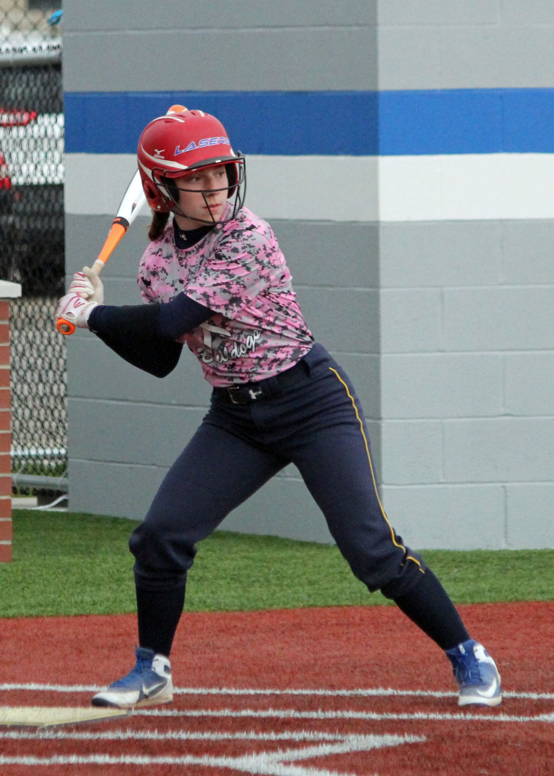 Kelly Leads Kenmore East Softball to Victory