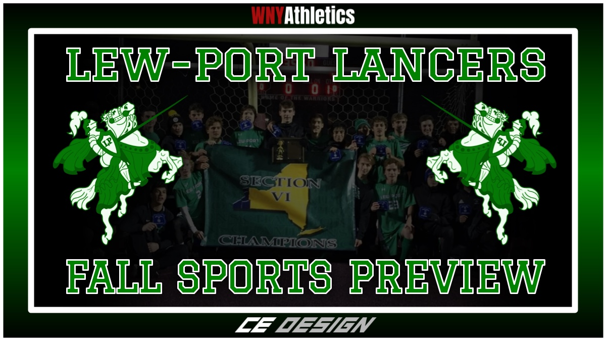 Lew-Port Lancers Fall Sports Preview Part II: Girl's Tennis, Golf, Girl's Volleyball, Cross Country