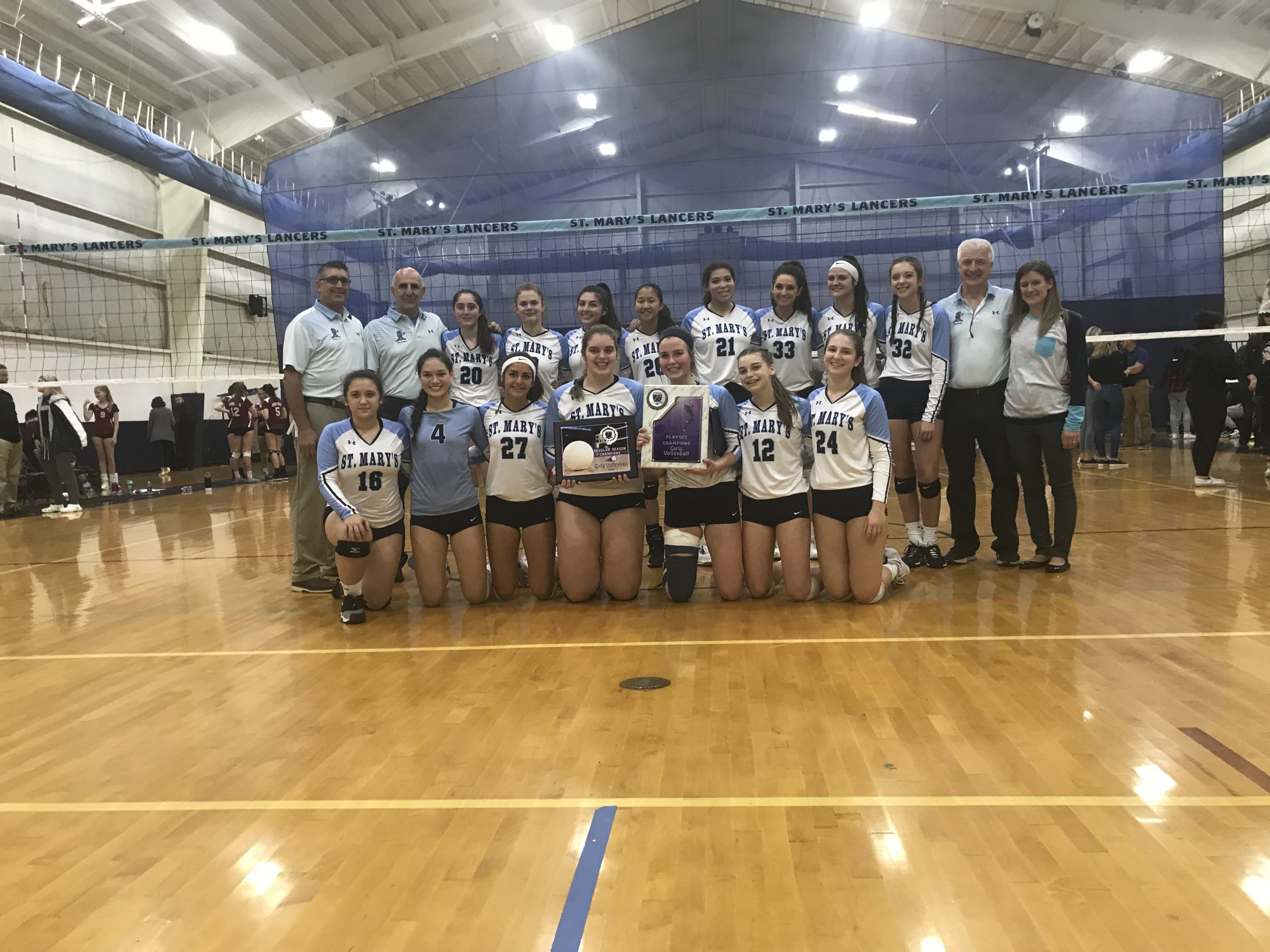 St. Mary's, Canisius Extend Monsignor Martin Championship Streaks