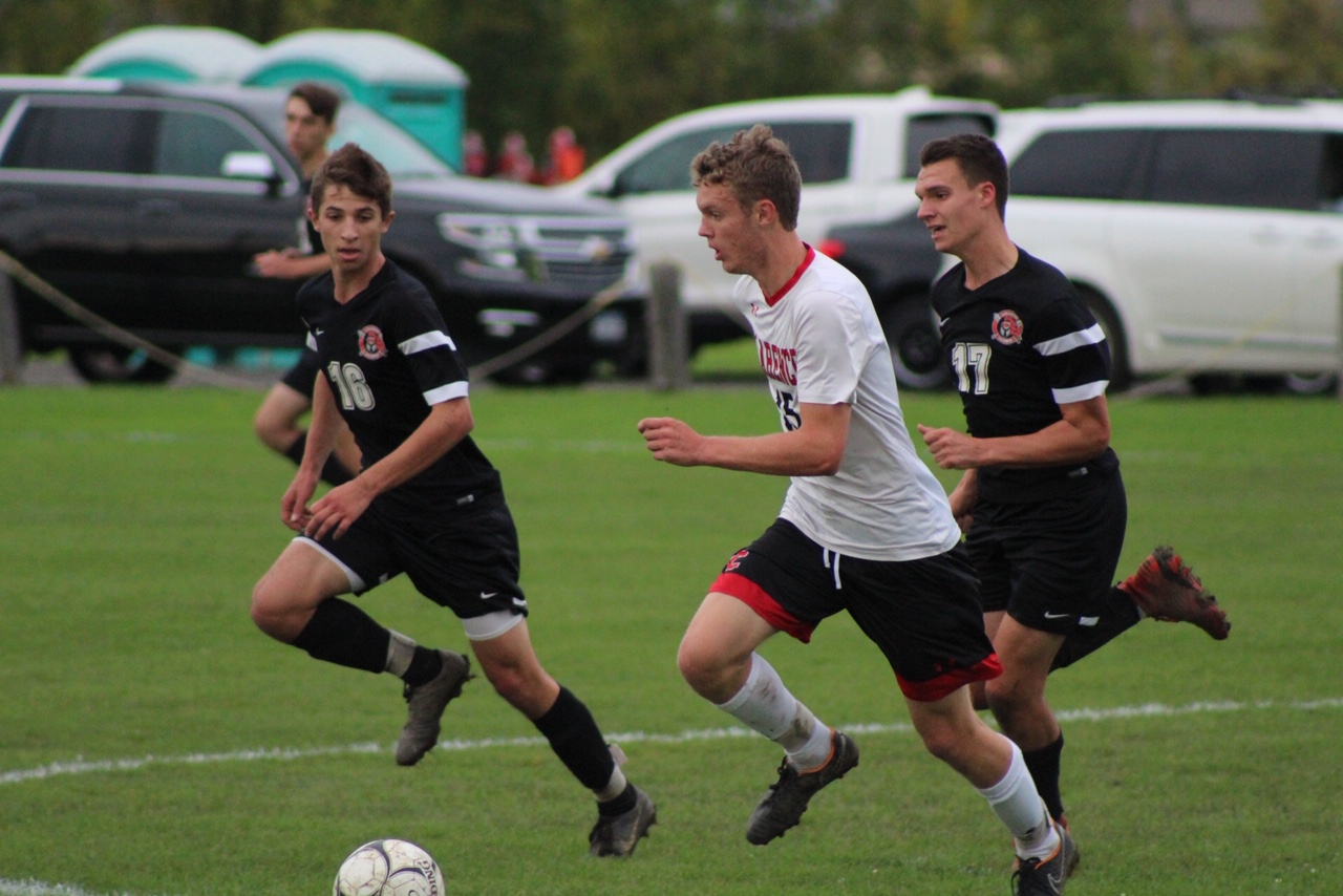 Red Devils Edge Out Lancaster To Secure ECIC I Division Title
