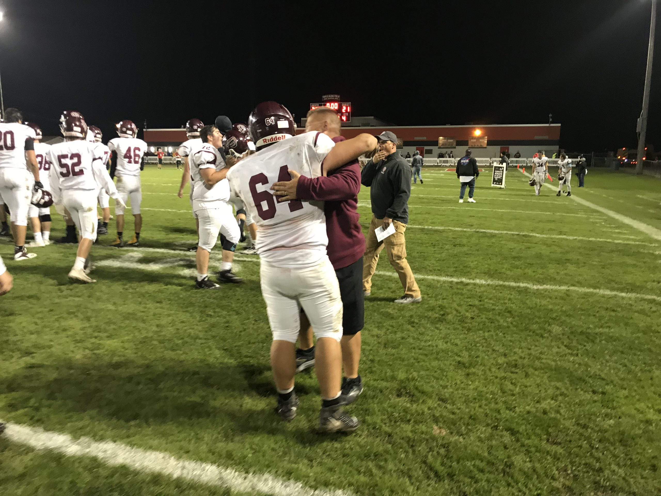 Orchard Park Remains Unbeaten With Thrilling Win At Lancaster