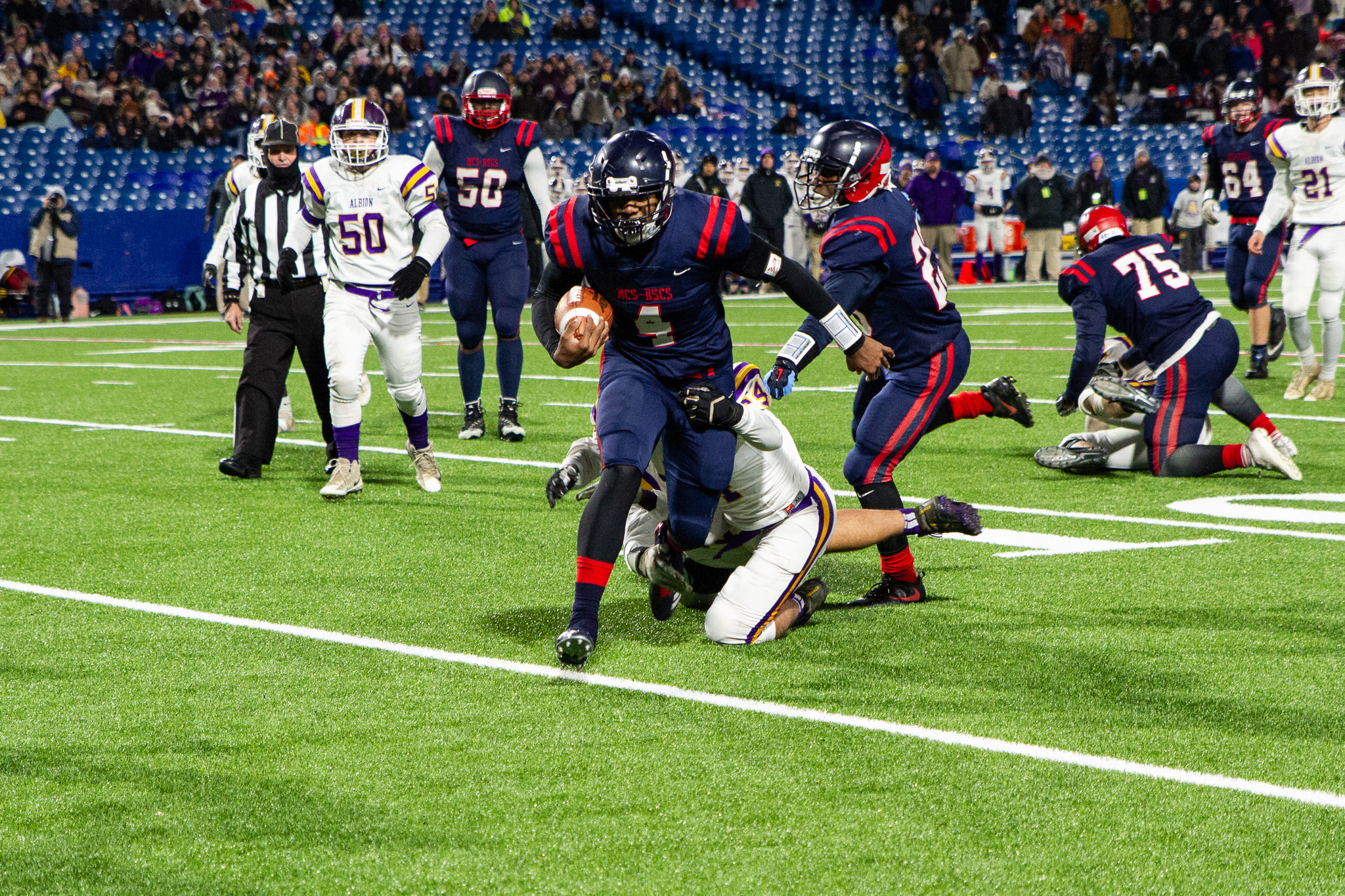 Lancaster Wins Fourth Straight Championship, Maritime Wins First Title