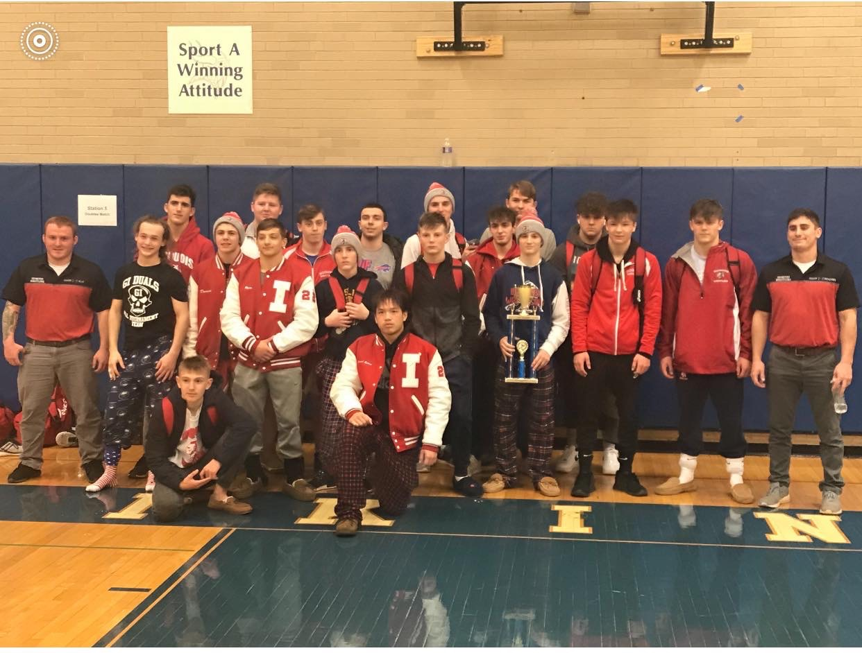 Iroquois Crushes ECIC III Wrestling Competition to Reclaim League Title