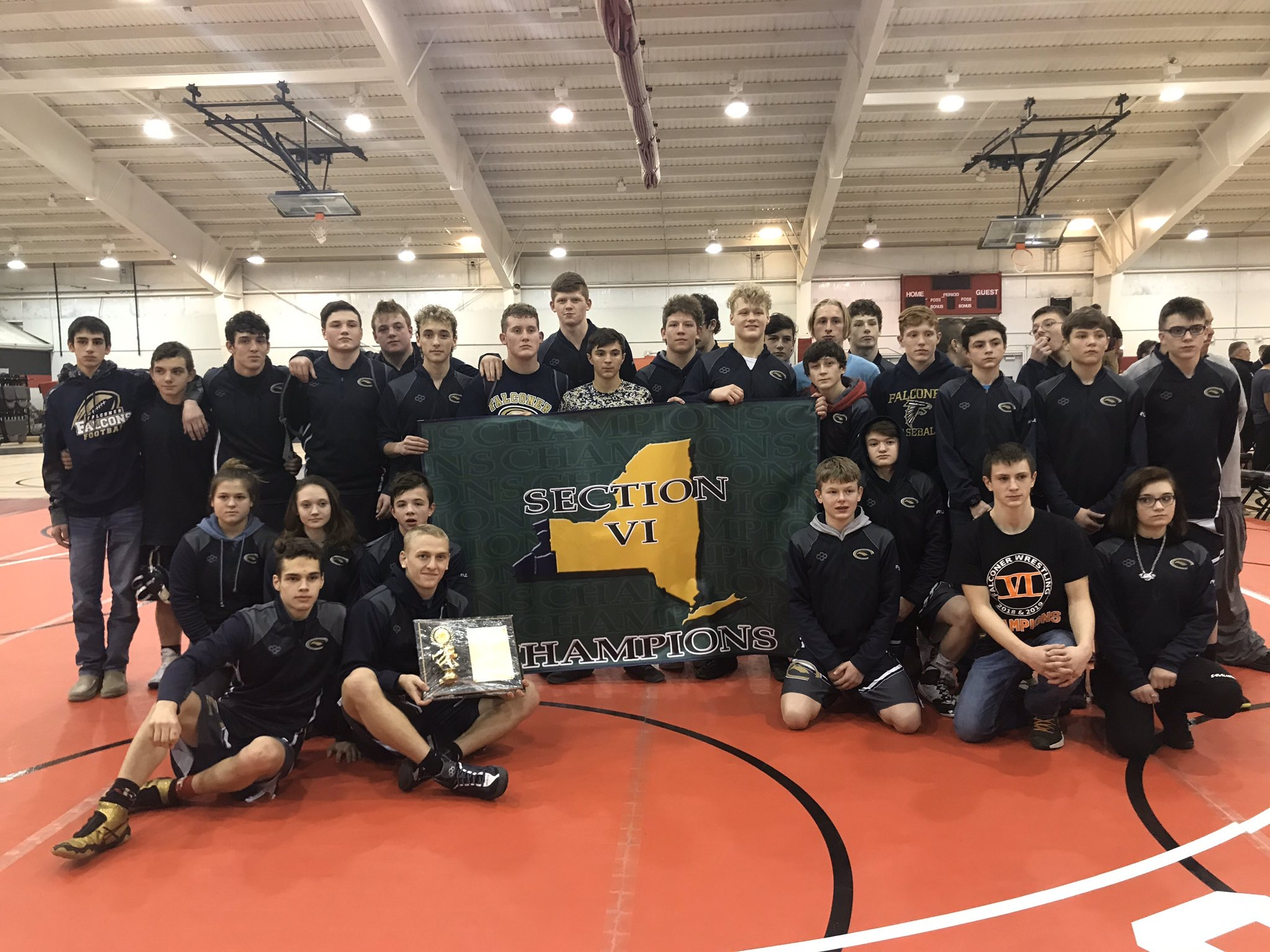 Fate of Wrestling in Section VI to be Decided Thursday