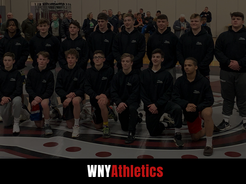 Section VI Division I Wrestling Sectional Championship Roundup