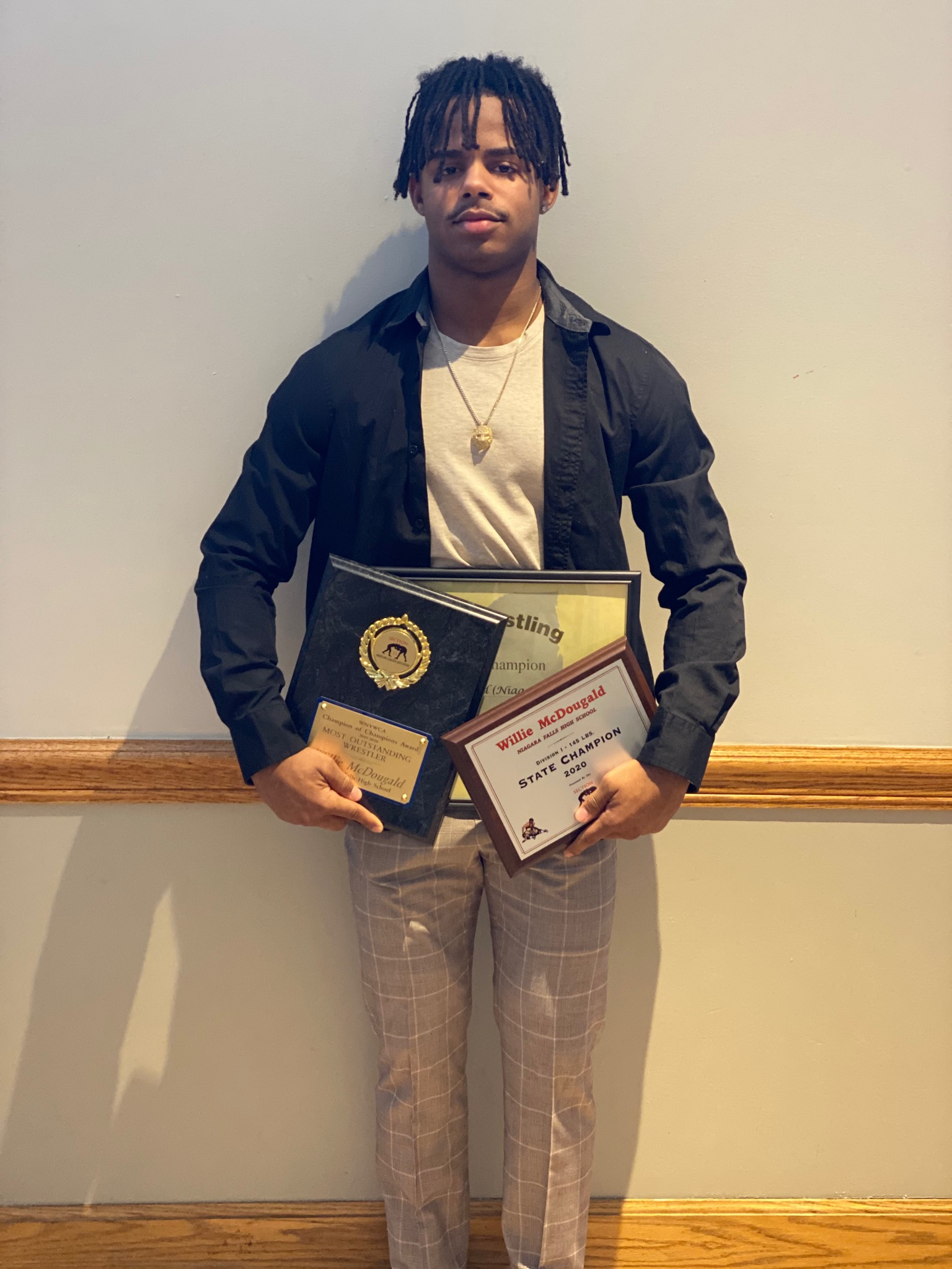 Wrestlers, Coaches, and Contributors Honored at 15th Annual WNY Wrestling Coaches Association Awards Banquet