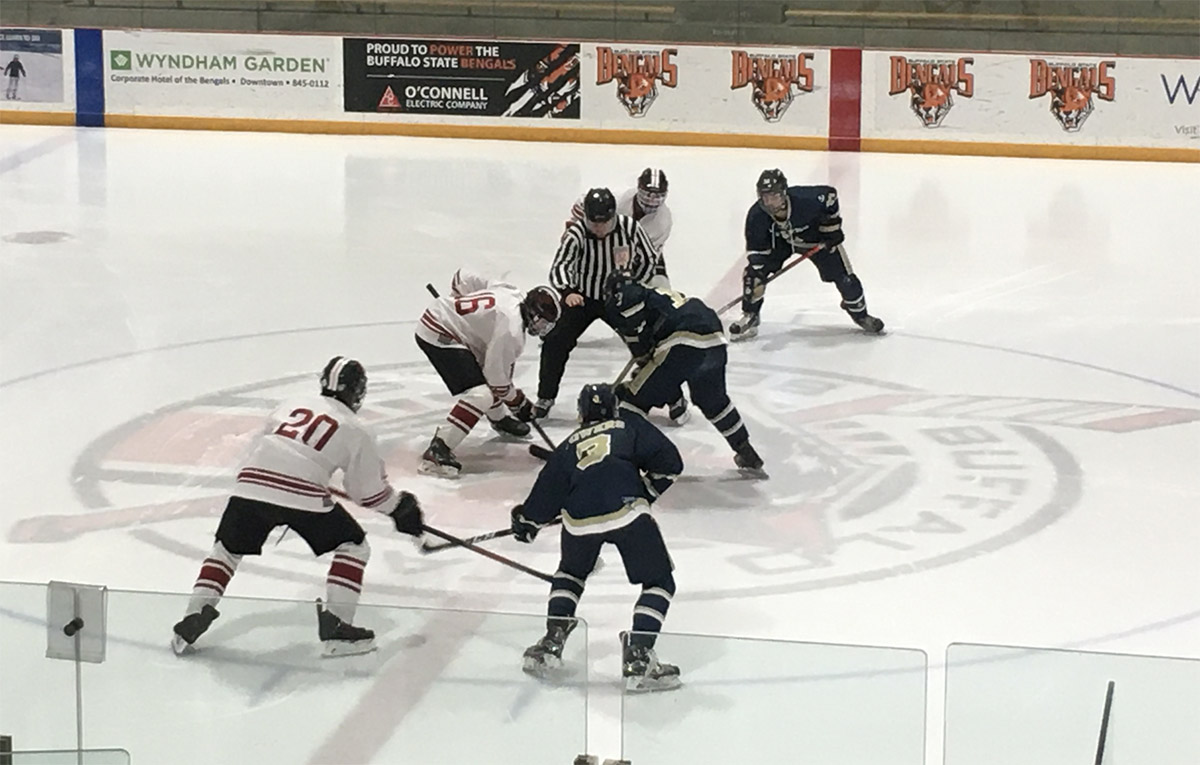 Starpoint Falls to Lakers 6-1