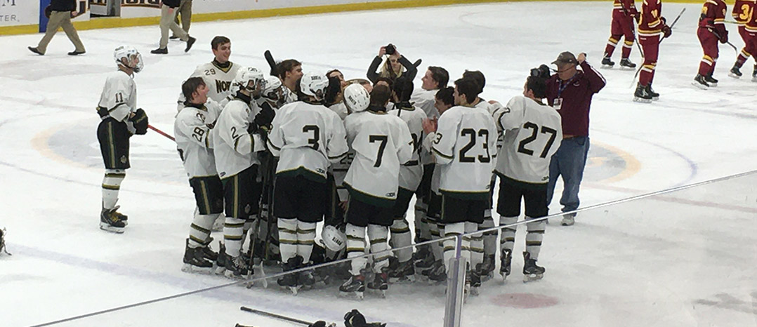 Spartans Down Ithaca; Advance to State Semis