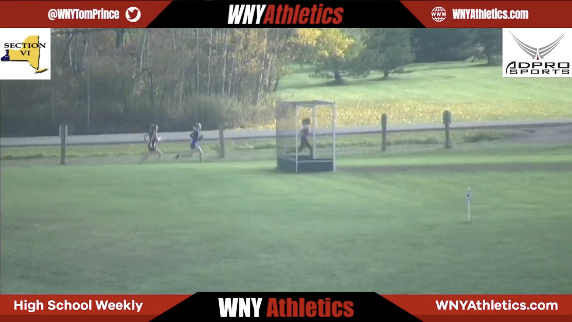 Section VI ECIC D1 Girls Cross Country Finals (CLICK TO VIEW  LIVE FEED)