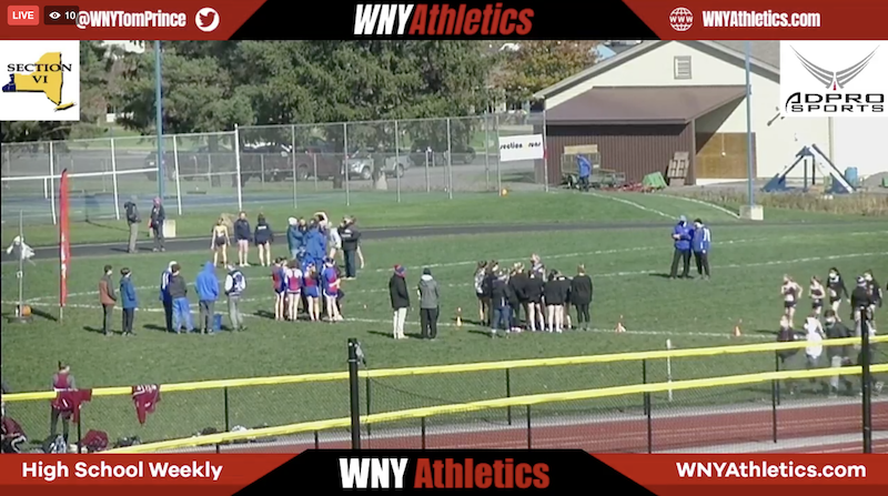 Section VI – ECIC 2 Girls Cross Country Finals (Click To View Live Feed)