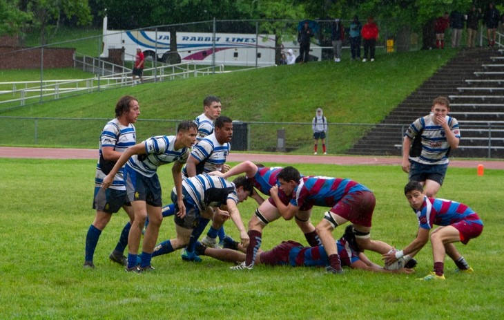 Local High School Rugby Back on the Pitch