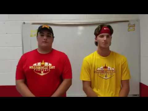 Interview With Williamsville East Football