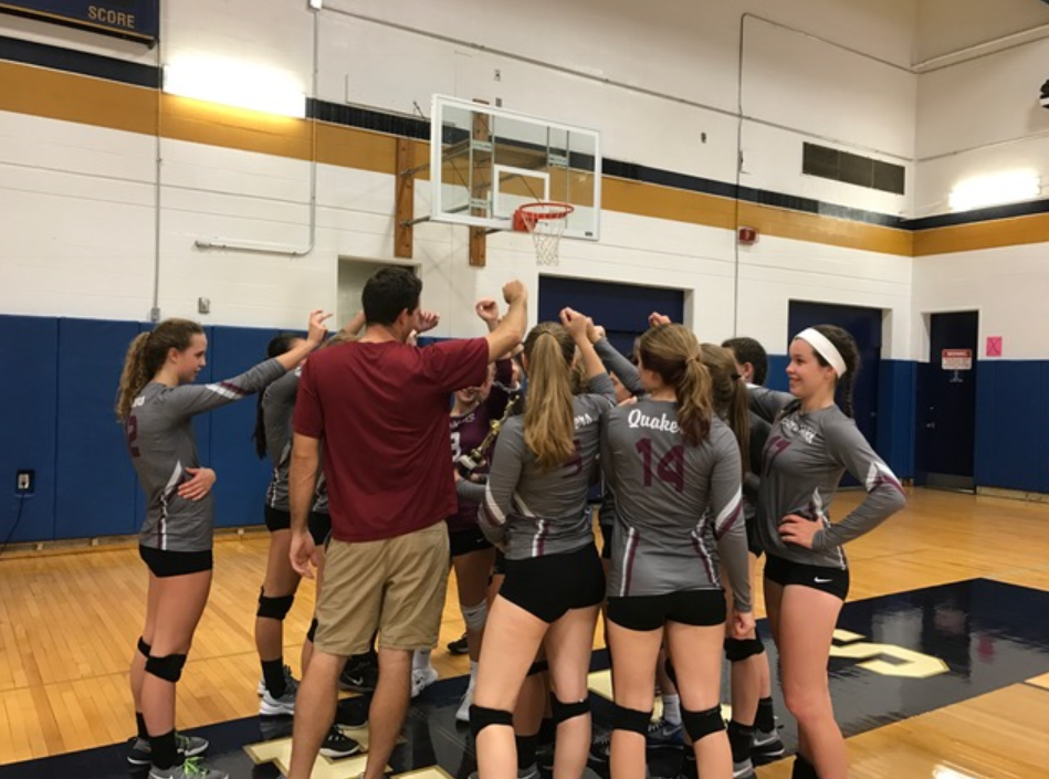 Quakers win Sweet Home Girls Volleyball Tournament