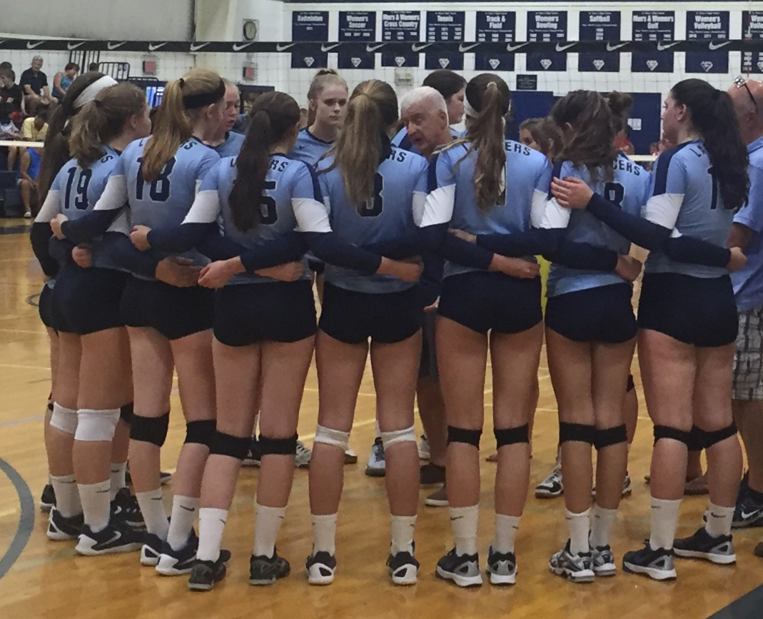 St. Mary's Remains The Best Of The Best In Western New York Girls Volleyball