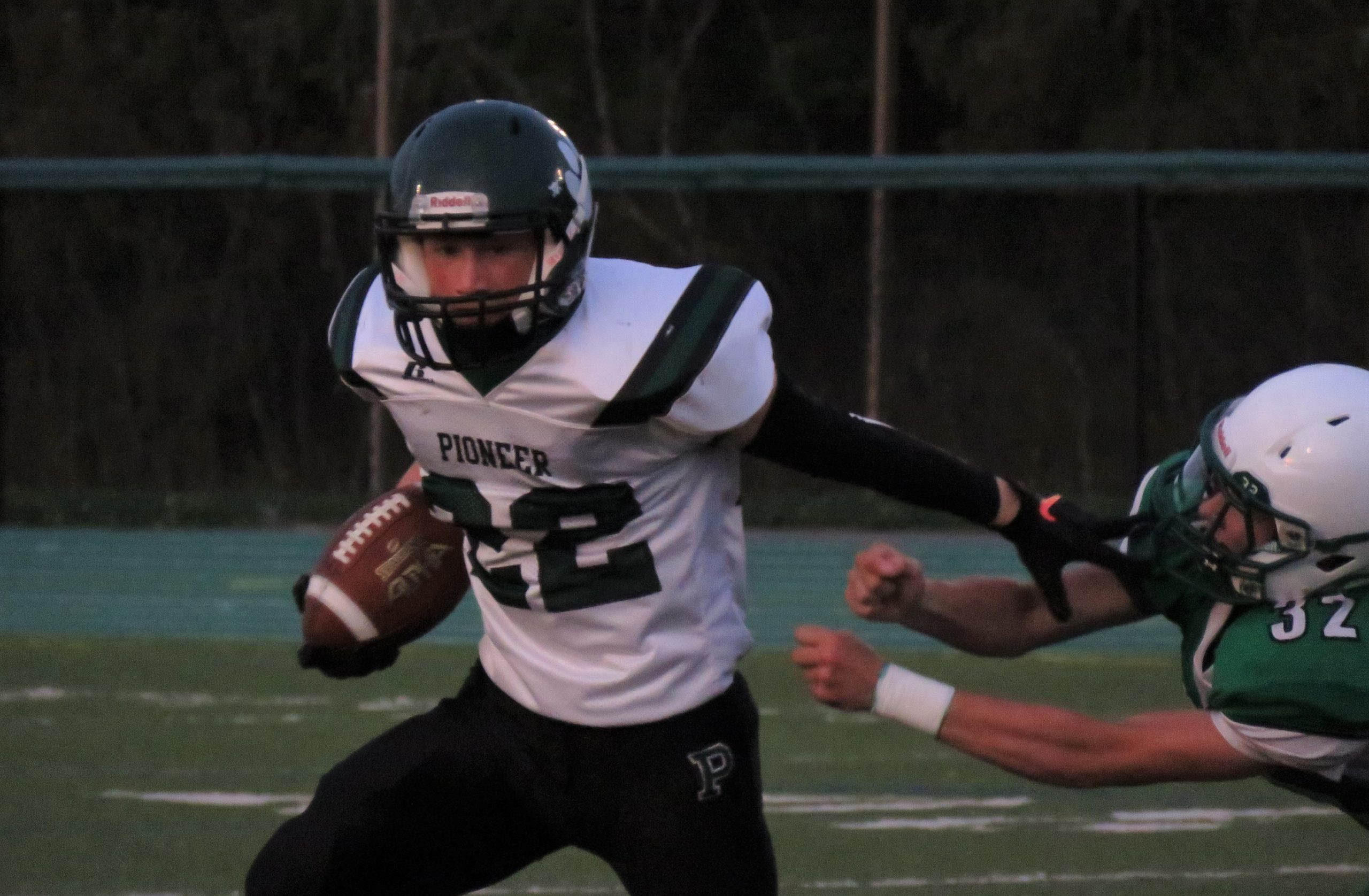 Pioneer Stays Undefeated With Win at Lew-Port