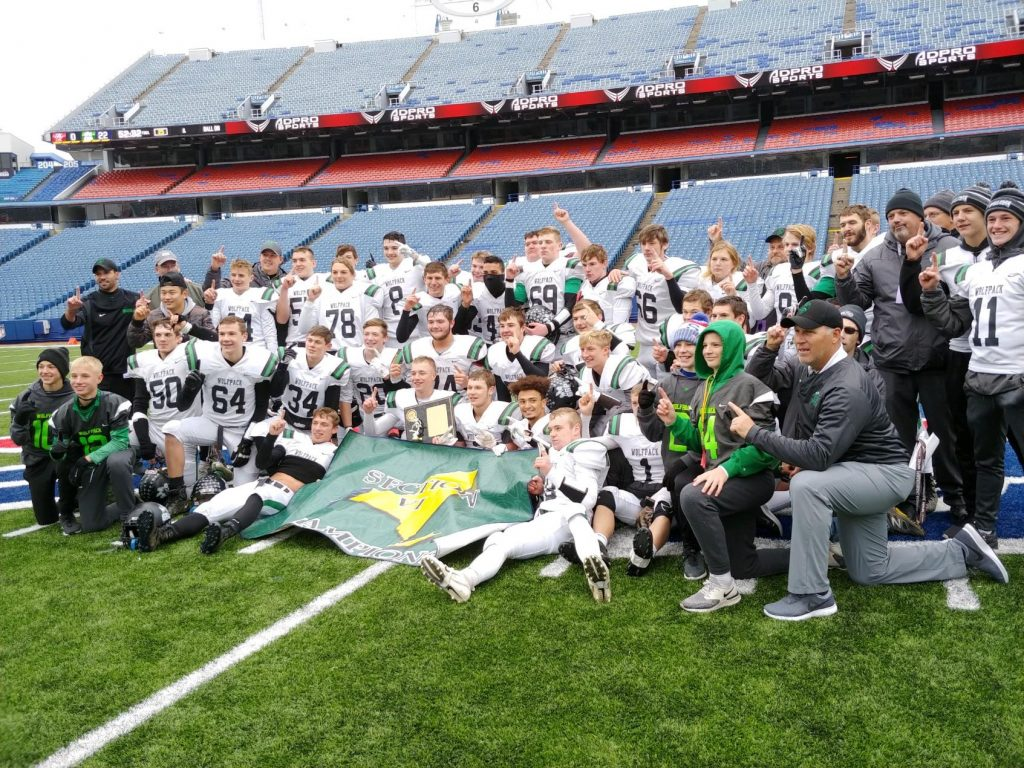 Wolfpack Defense Dominates En Route to Second Straight Class D Title