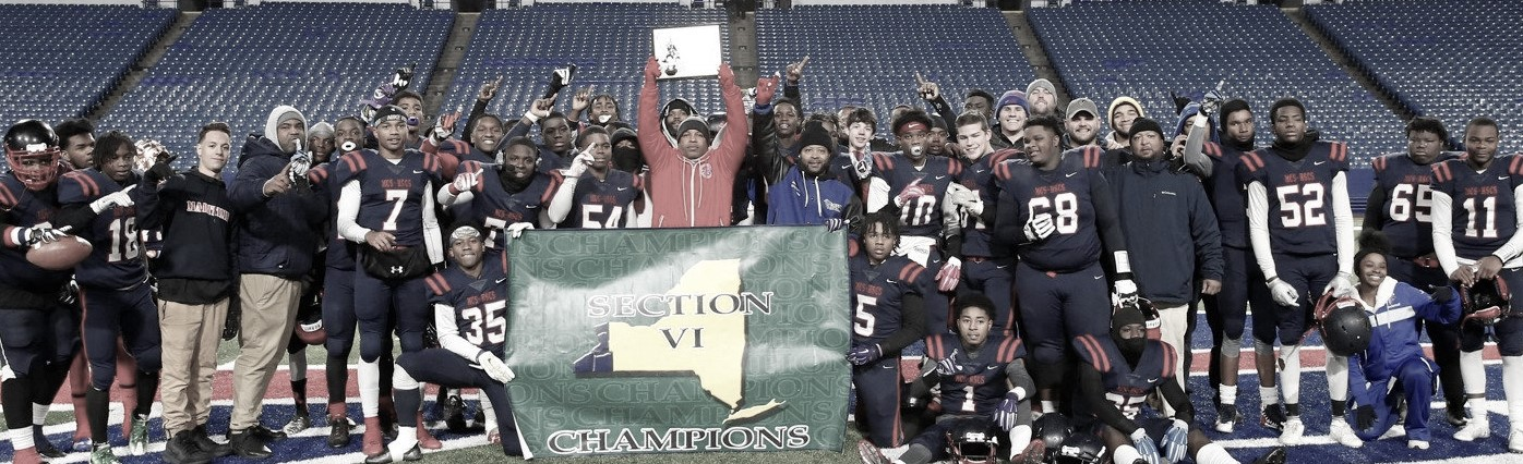 Maritime-Health Sciences Hangs On To Capture First Section VI Championship