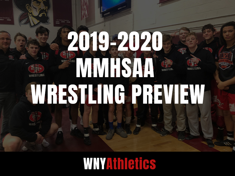 Monsignor Martin High School Athletic Association Wrestling Preview