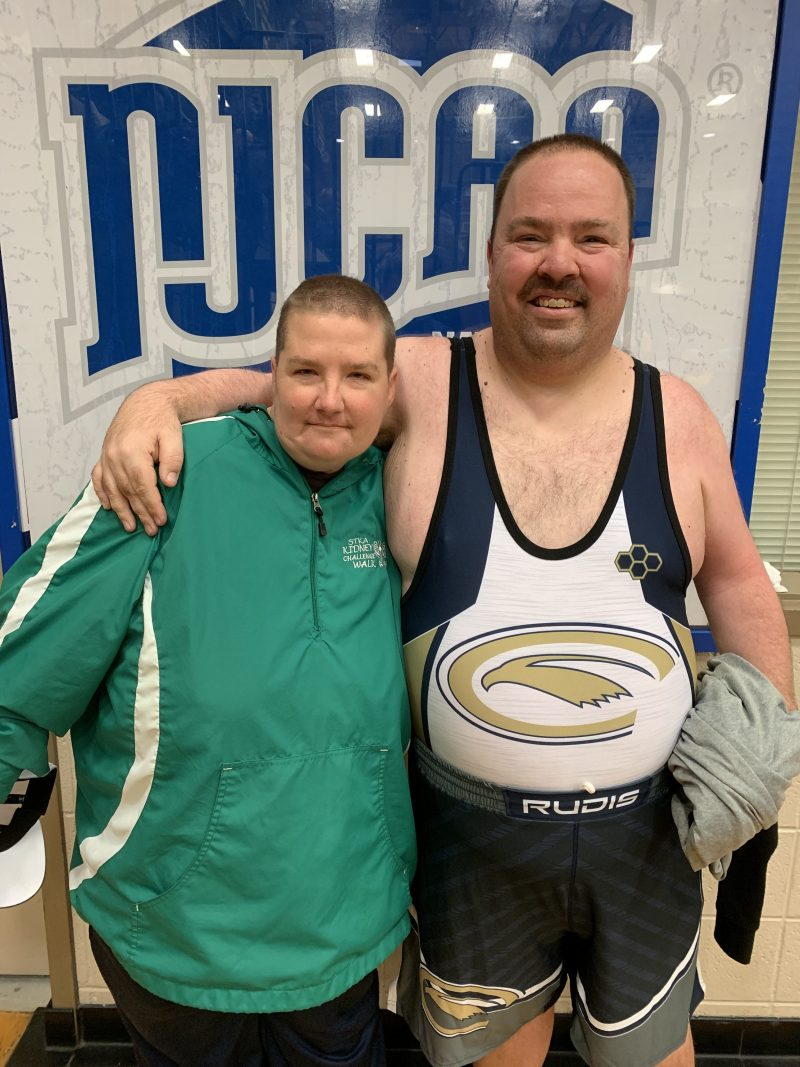 Falconer Assistant Coach, Super Fan Scotty James Gets First Career Win