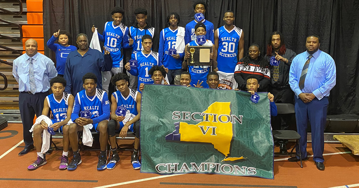 Health Sciences, North Tonawanda reign victorious in Class A championships