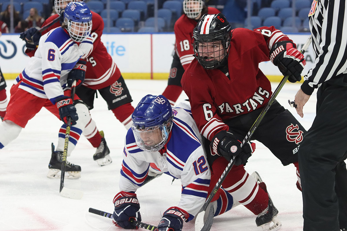 Starpoint Wins 1st Section VI Hockey Championship