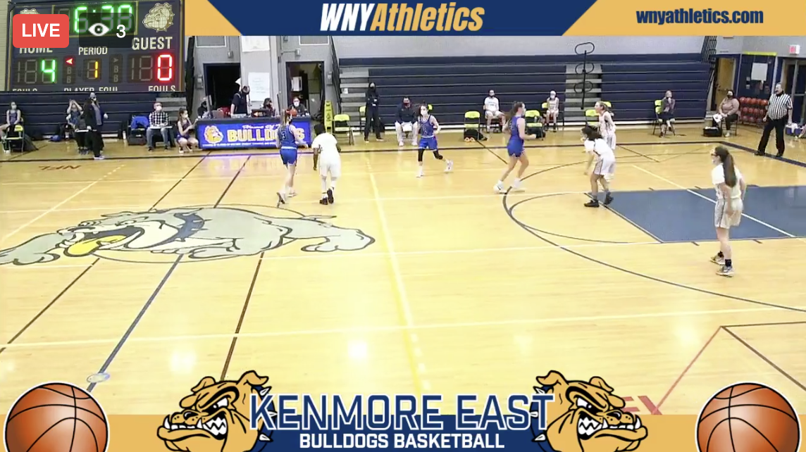 Girls HS Basketball: Niagara Falls at Kenmore East