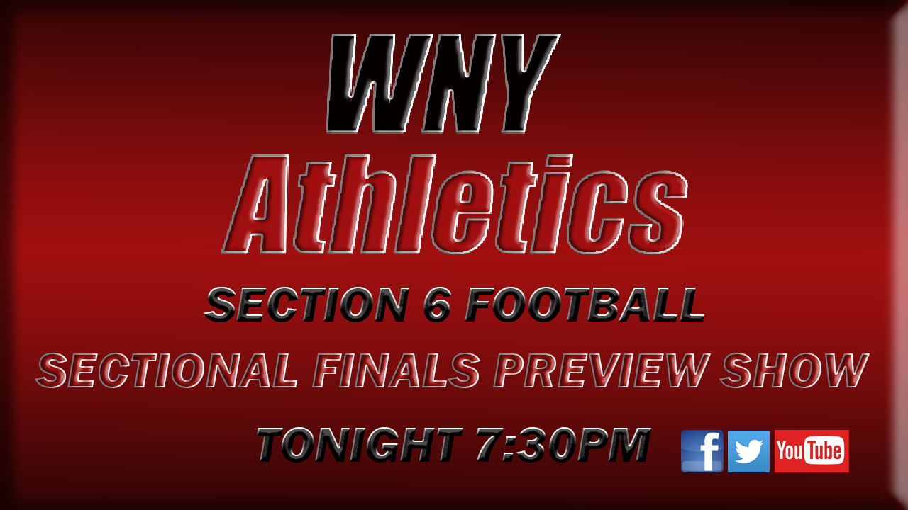 Section VI Football Championship Weekend Preview Show!