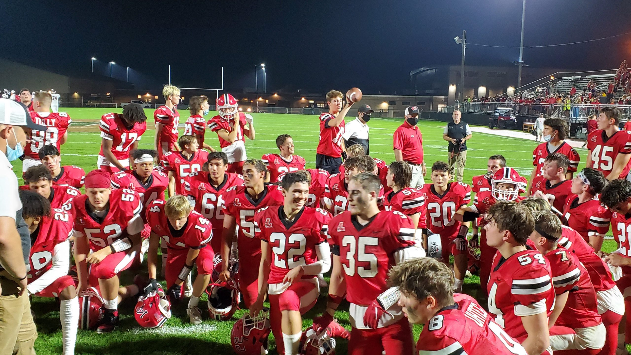 Lancaster Defense Shuts Down OP Offense in Big Win Friday