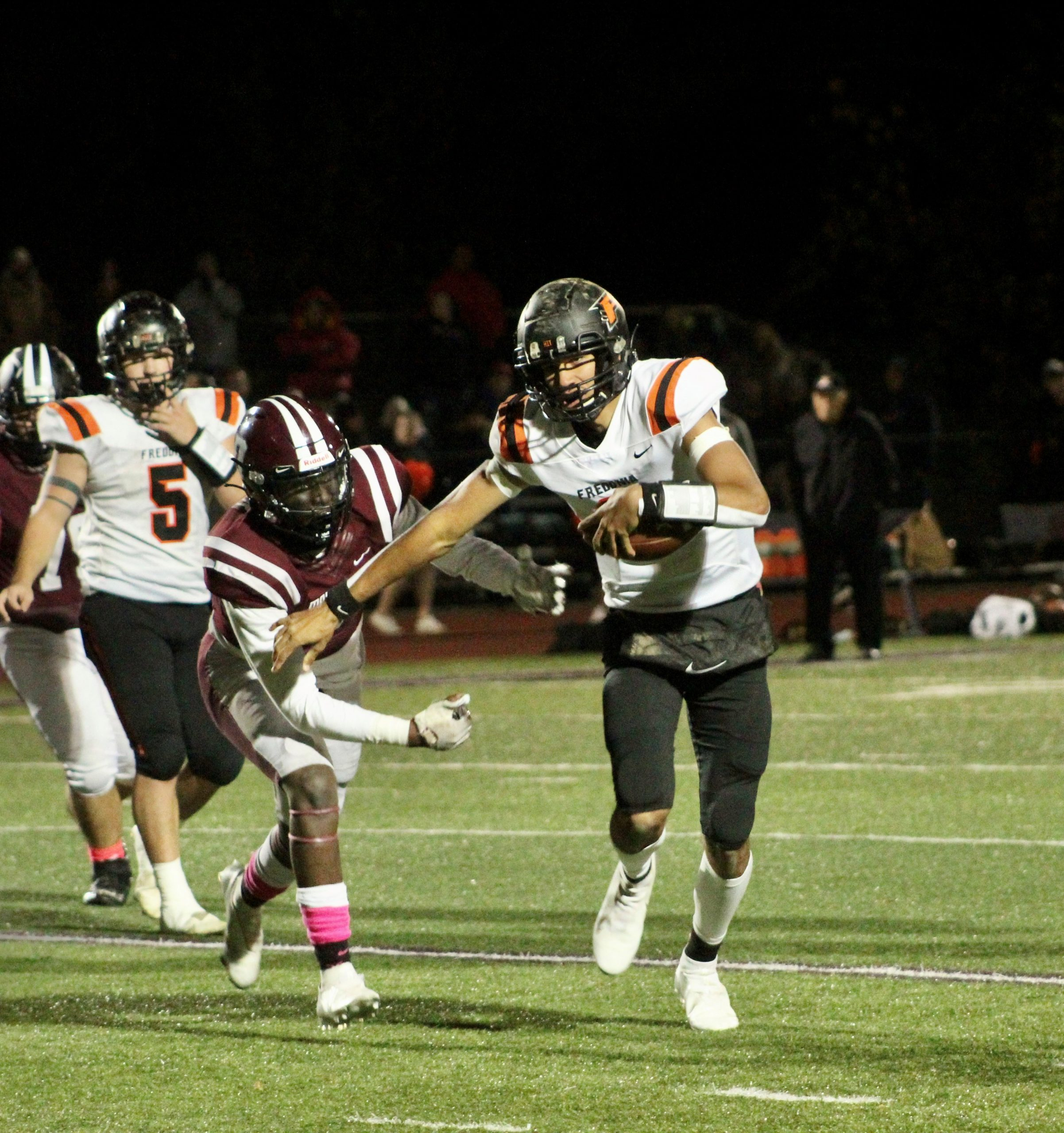 Fredonia finishes undefeated regular season with win over Dunkirk